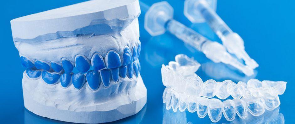 Капы для реминерализации зубов