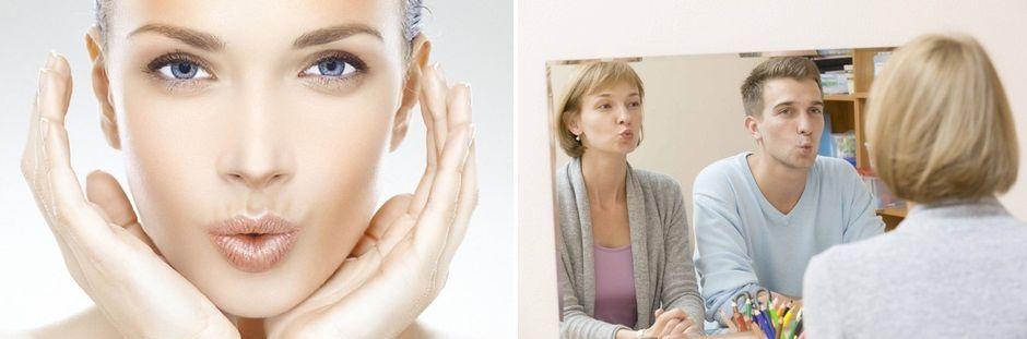 Упражнения для рта и консультация логопеда