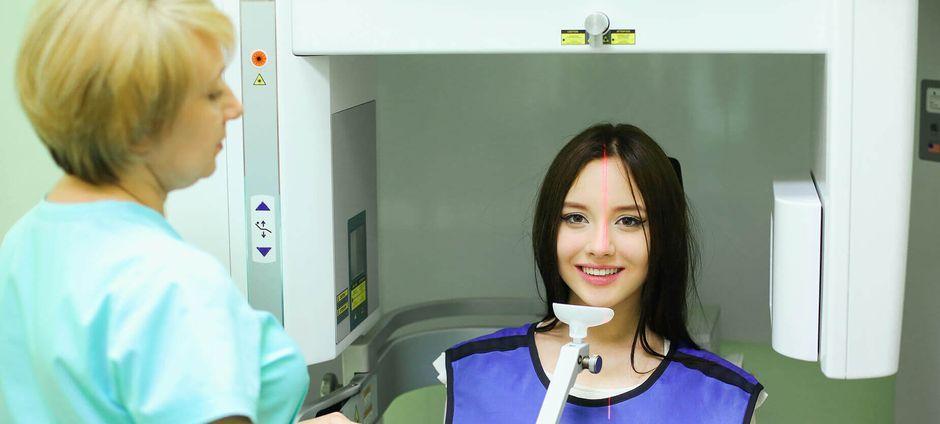 КТ челюсти в клинике