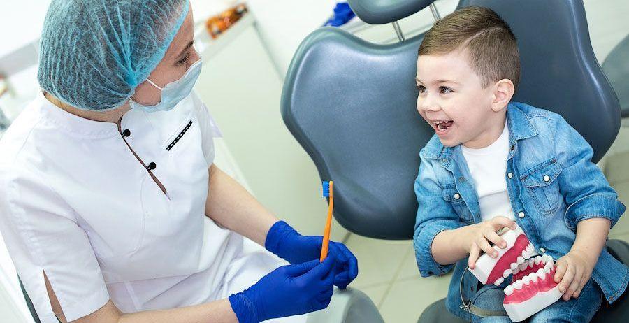 Детский стоматолог ортопед
