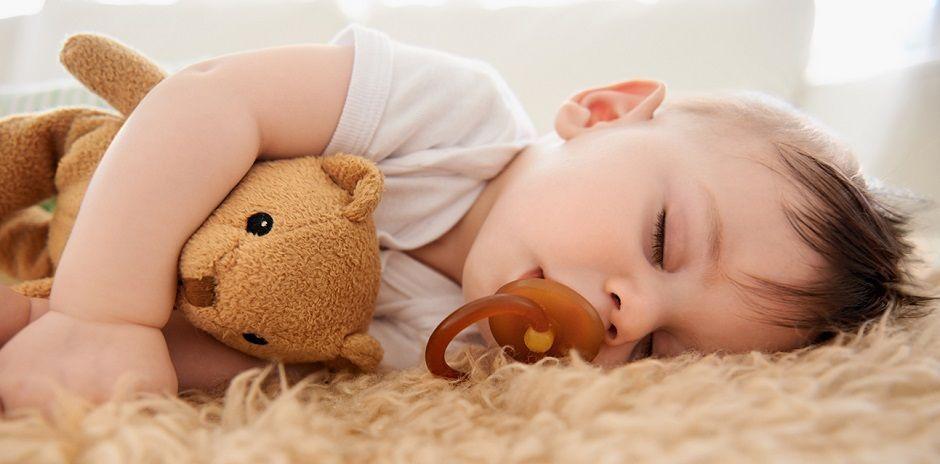 Сон с пустышкой
